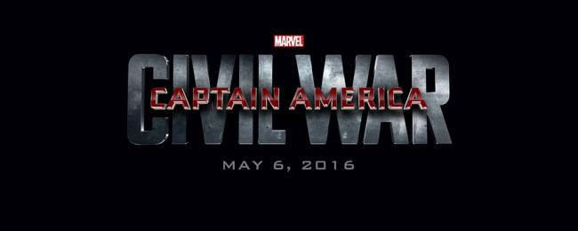 Captain America: Civil War Logo