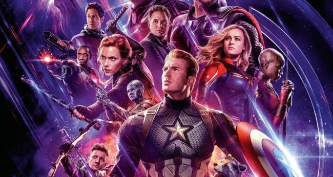 Avengers Endgame Weiteres Poster Online Robots Dragons