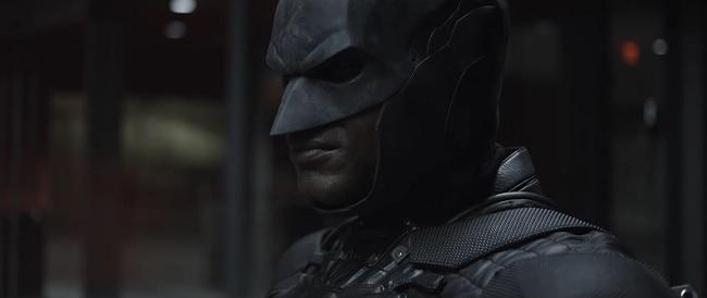 Being Batman Scene