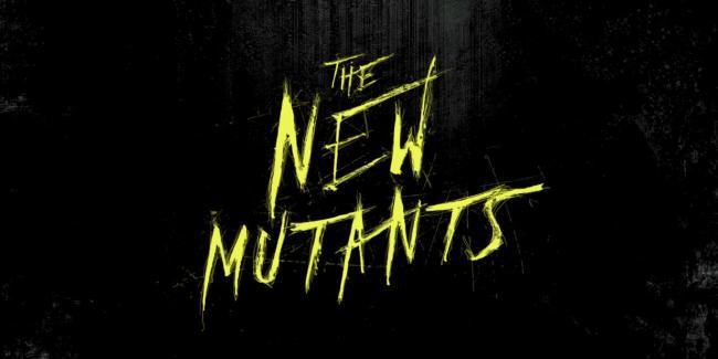 The New Mutants Logo