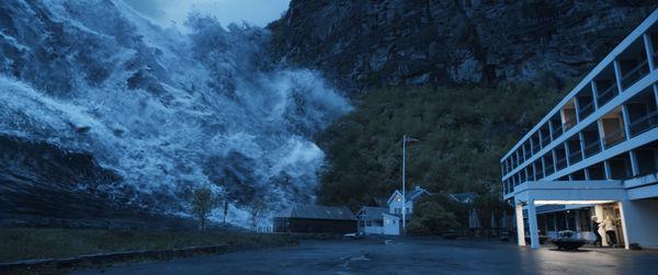 The Wave - Die Todeswelle Szenebild