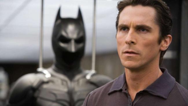 Christian Bale Dark Knight