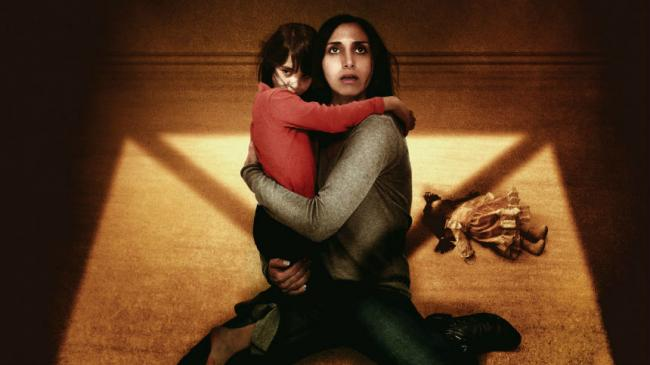 Under the Shadow Poster