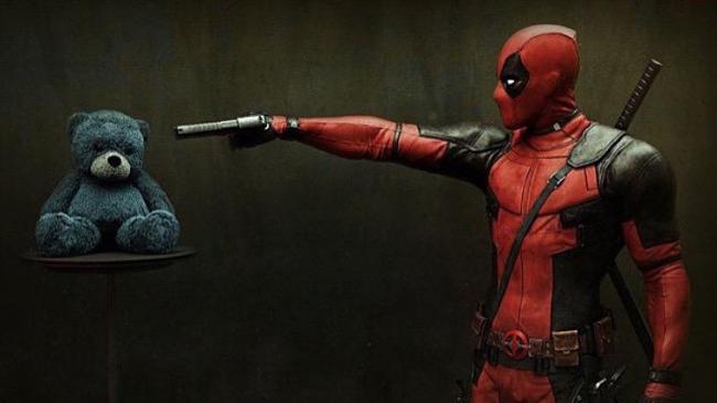 Deadpool und der arme Teddy