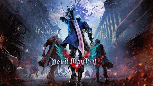 Devil May Cry 5 Headerbild