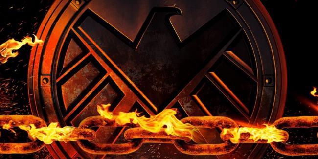 Agents Of S.H.I.E.L.D. Season 4 Logo