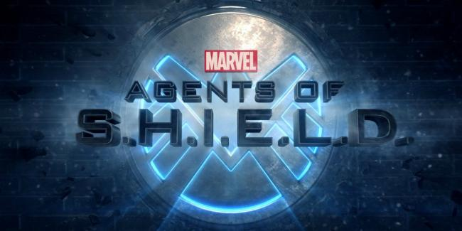 Agents of S.H.I.E.L.D. - Logo Staffel 3