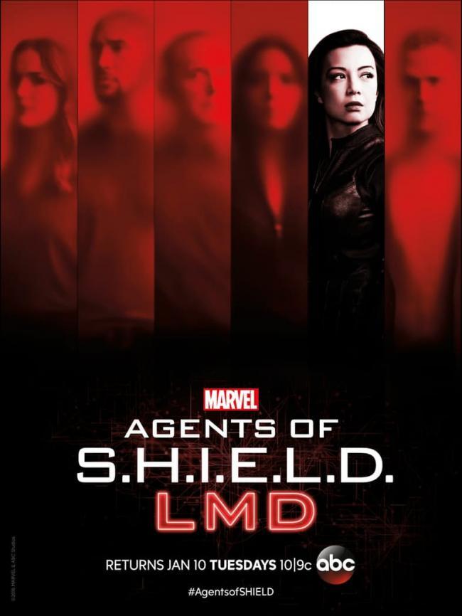 Agents Of S.H.I.E.L.D. Season 4 LMD
