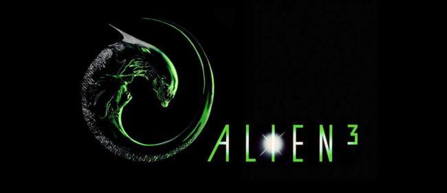 Alien 3 Logo