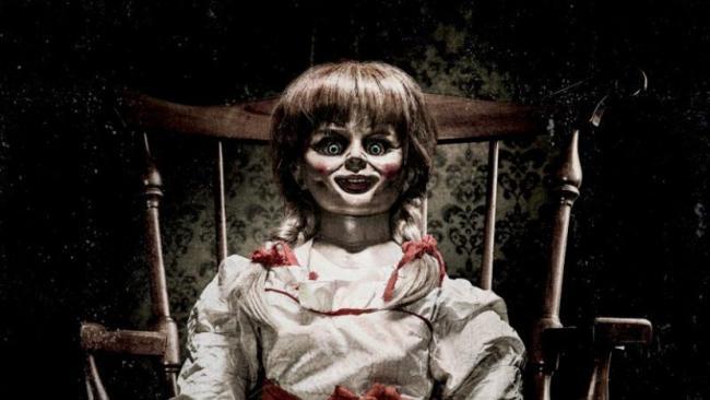 Annabelle, die besessene Puppe