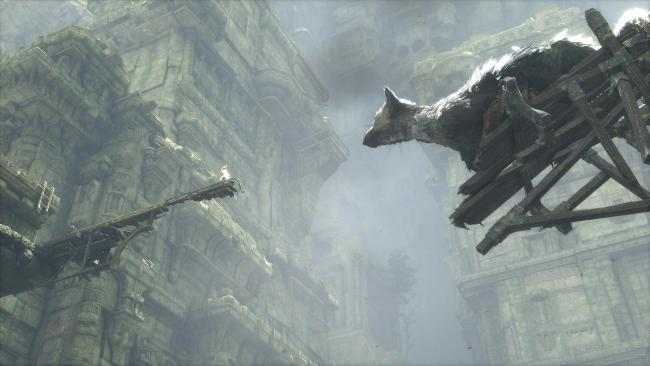 The Last Guardian Bridge