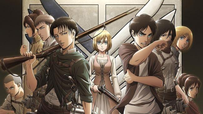 Attack on Titan Staffel 3 Poster