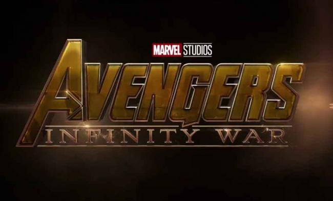 Avengers: Infinity War Logo