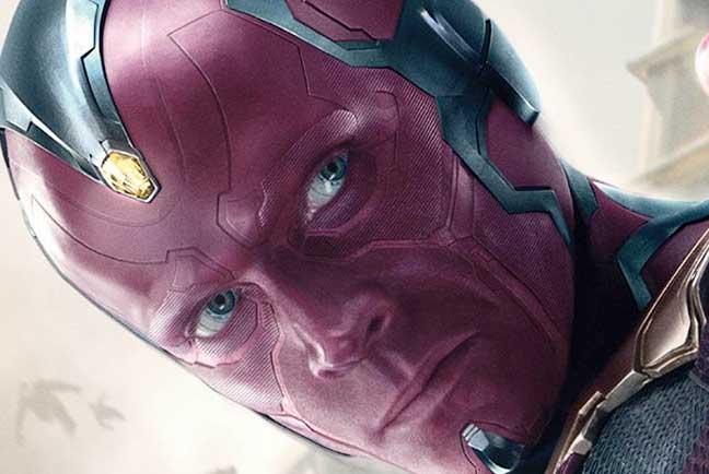 Avengers 2: Paul Bettany alias Vision
