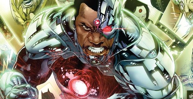 Cyborg DC-Comics