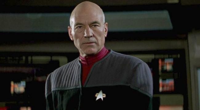 Star Trek Nemesis Picard