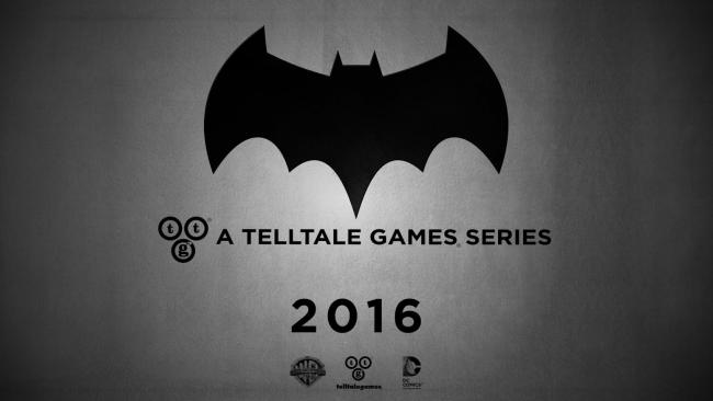 Batman Telltale Games Logo