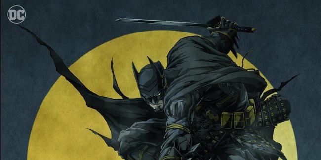 Batman Ninja Stretch