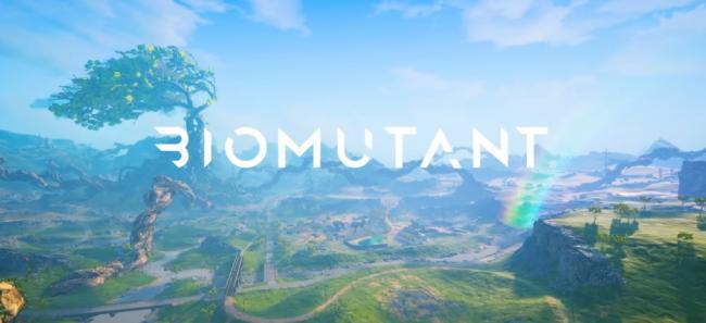 Biomutant Logo Gameplaytrailer