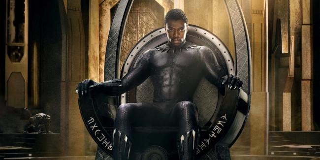 Black Panther: Erstes Poster zur Marvel-Verfilmung
