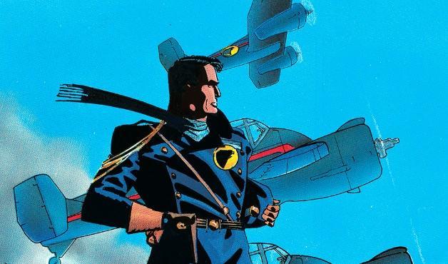 Blackhawk von Howard Chaykin in den DC Comics
