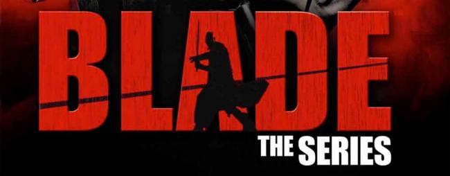 Blade - Die Jagd geht weiter Logo
