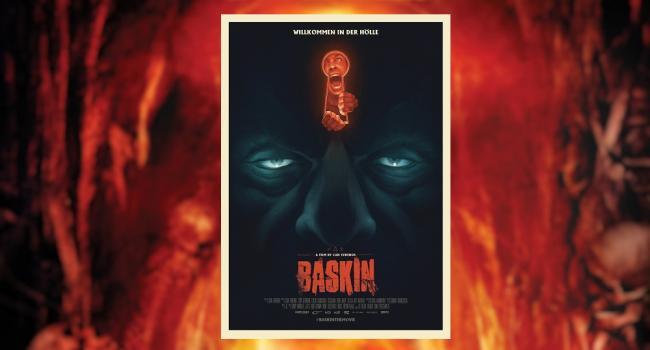 Baskin Cover Art