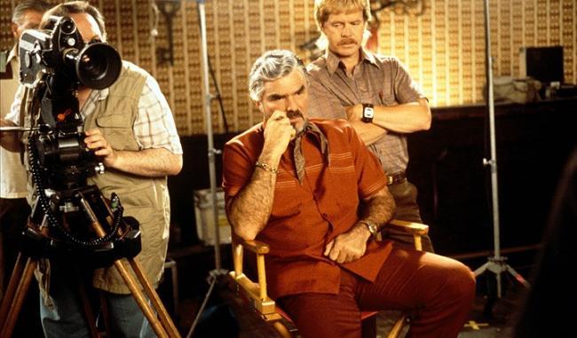 Burt Reynolds in Boogie Nights