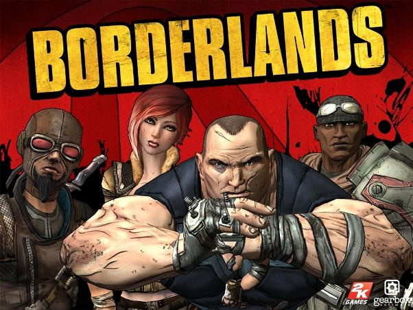 Crewbild von dem Computerspiel Borderlands