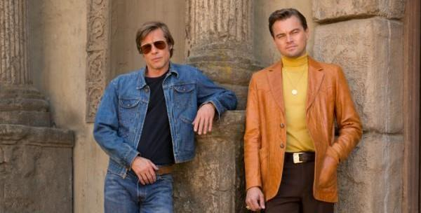 Brad Pitt Leonardo DiCaprio Once Upon a Time ... In Hollywood