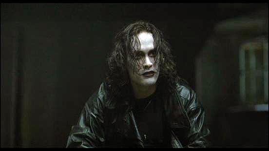 Brandon Lee als The Crow