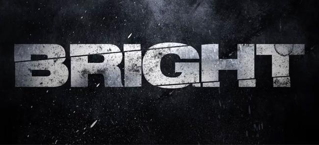 Bright Logo Netflix