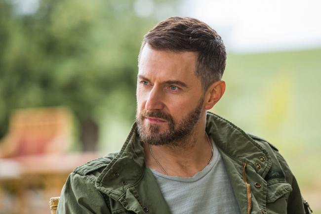 Richard Armitage in Berlin Station