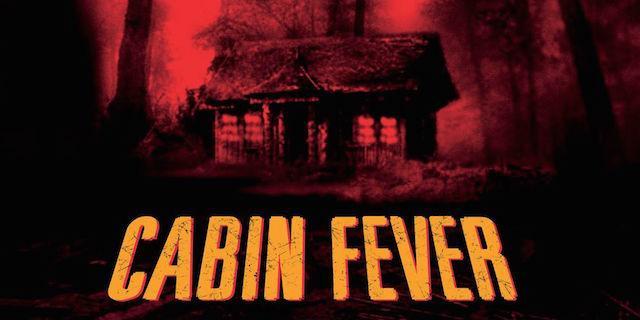 Cabin Fever 2002 Logo