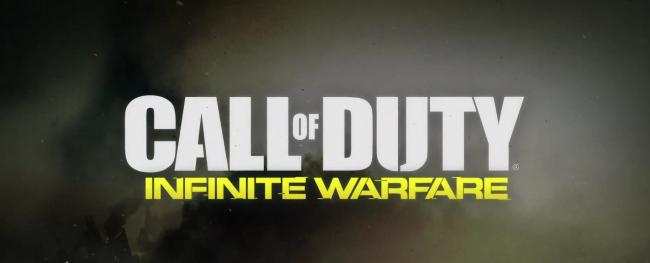 Call of Duty: Infinite War Logo