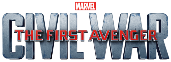 The First Avenger: Civil War Logo