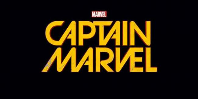 Captain Marvel - Filmlogo