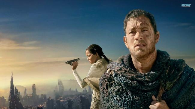 Cloud Atlas mit Tom Hanks und Halle Berry