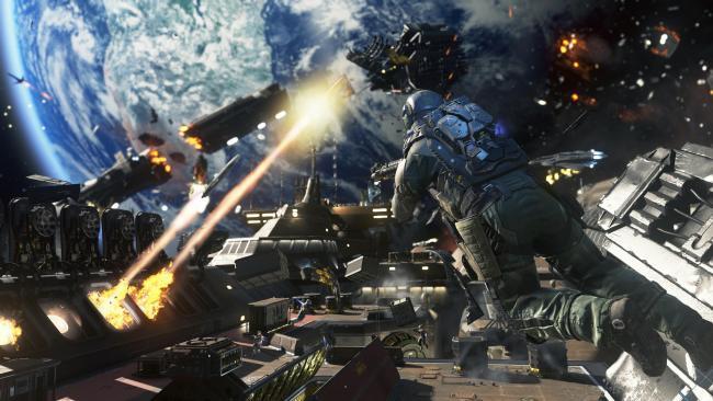 Call of Duty: Infinite Warfare Battle