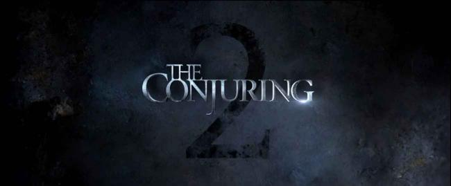 The Conjuring 2 Logo