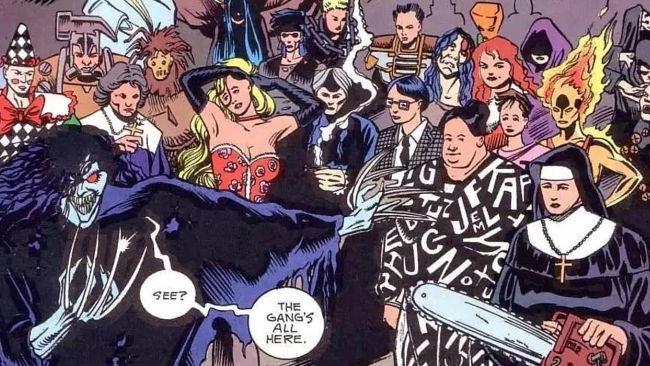 Crazy Jane DC Comic
