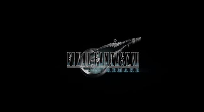 Final Fantasy 7 Remake Logo