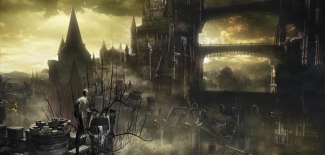 Dark Souls 3 Schloss