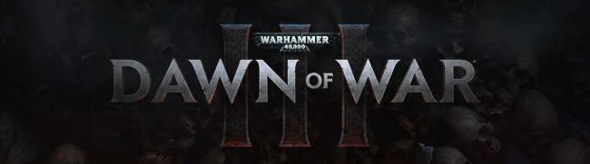 Dawn of War 3 Logo