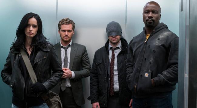 The Defenders Marvel