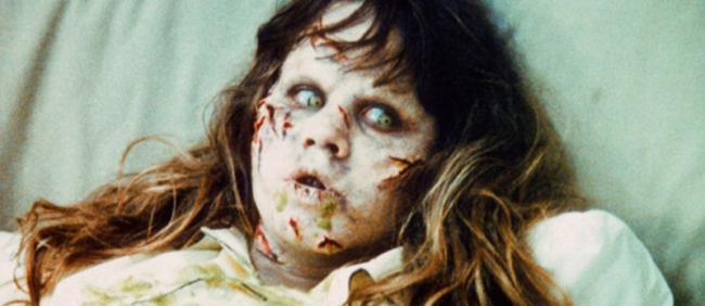 Linda Blair in Der Exorzist (1973)