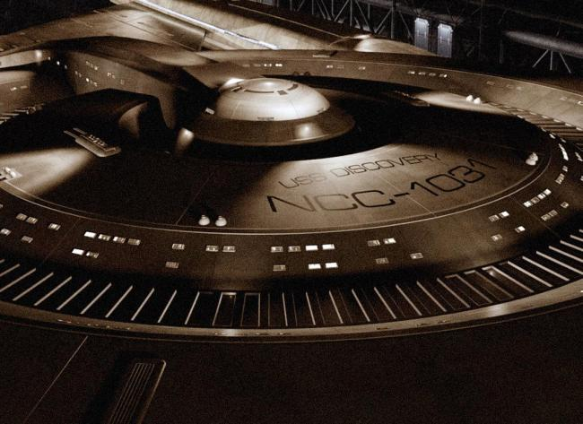 Star Trek: Discovery - Screenshot aus dem Comic-Con-Trailer
