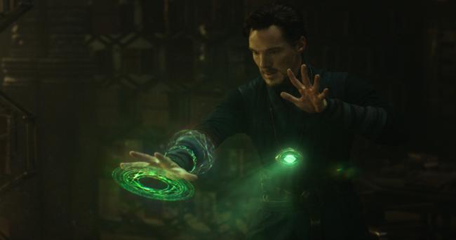 Doctor Strange und das Auge von Agamotto