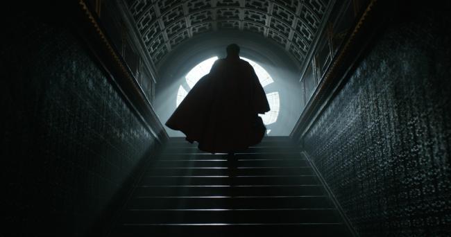 Doctor Strange Still