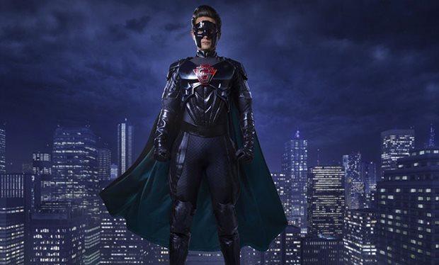 Der Doctor trifft auf Superheld im Weihachtsspecial 2016.